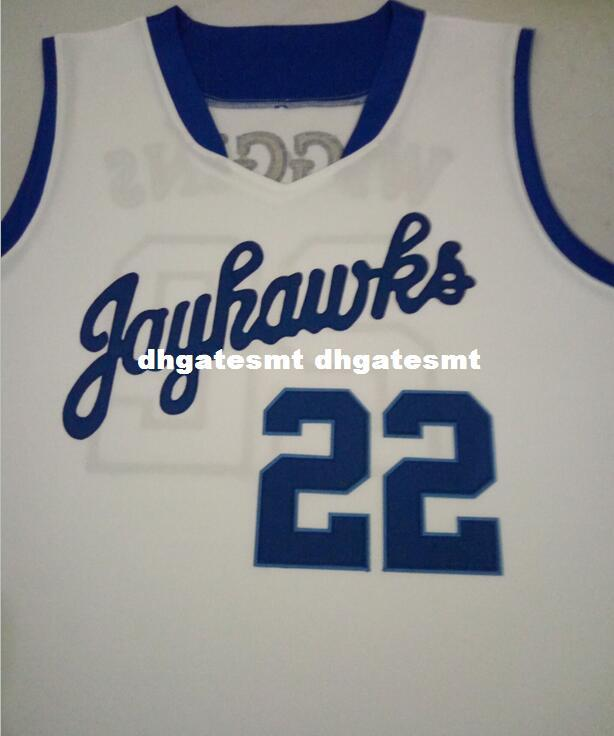 19df6b02b46 ... store 2018 andrew wiggins 22 jerseys jersey whitebluecustom any  sizeretro stitched high quality embroidery jerseys from