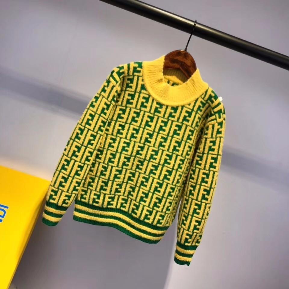 52e2ade97 Suéteres Para Niñas chaquetas de punto Estampado de moda Suéter de los  niños Marea Traje de los niños Vestido de crianza de los bebés Niña de ...