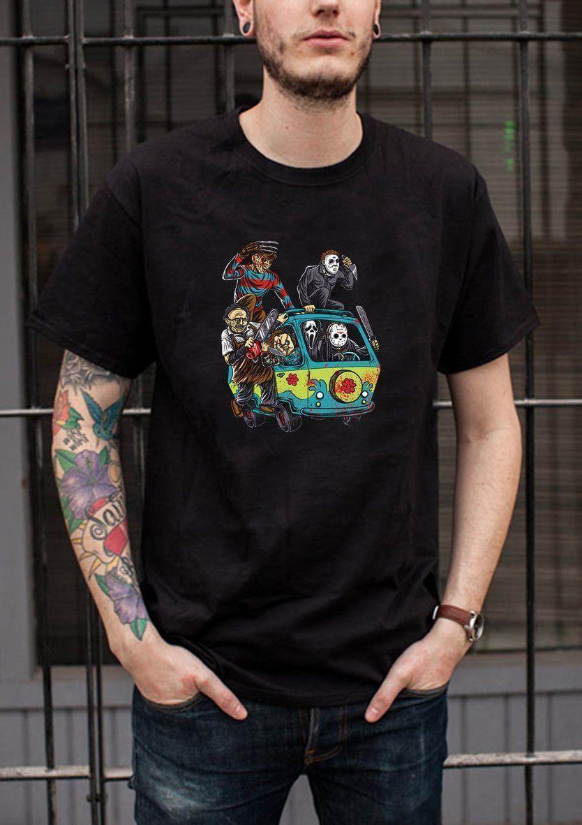 acbdbb554bf The Massacre Shirt The Massacre Machine Horror T Shirt Newest 2018 Fashion  Stranger Things T Shirt Men Movie Shirt Designer Mens T Shirt Really Cool  ...