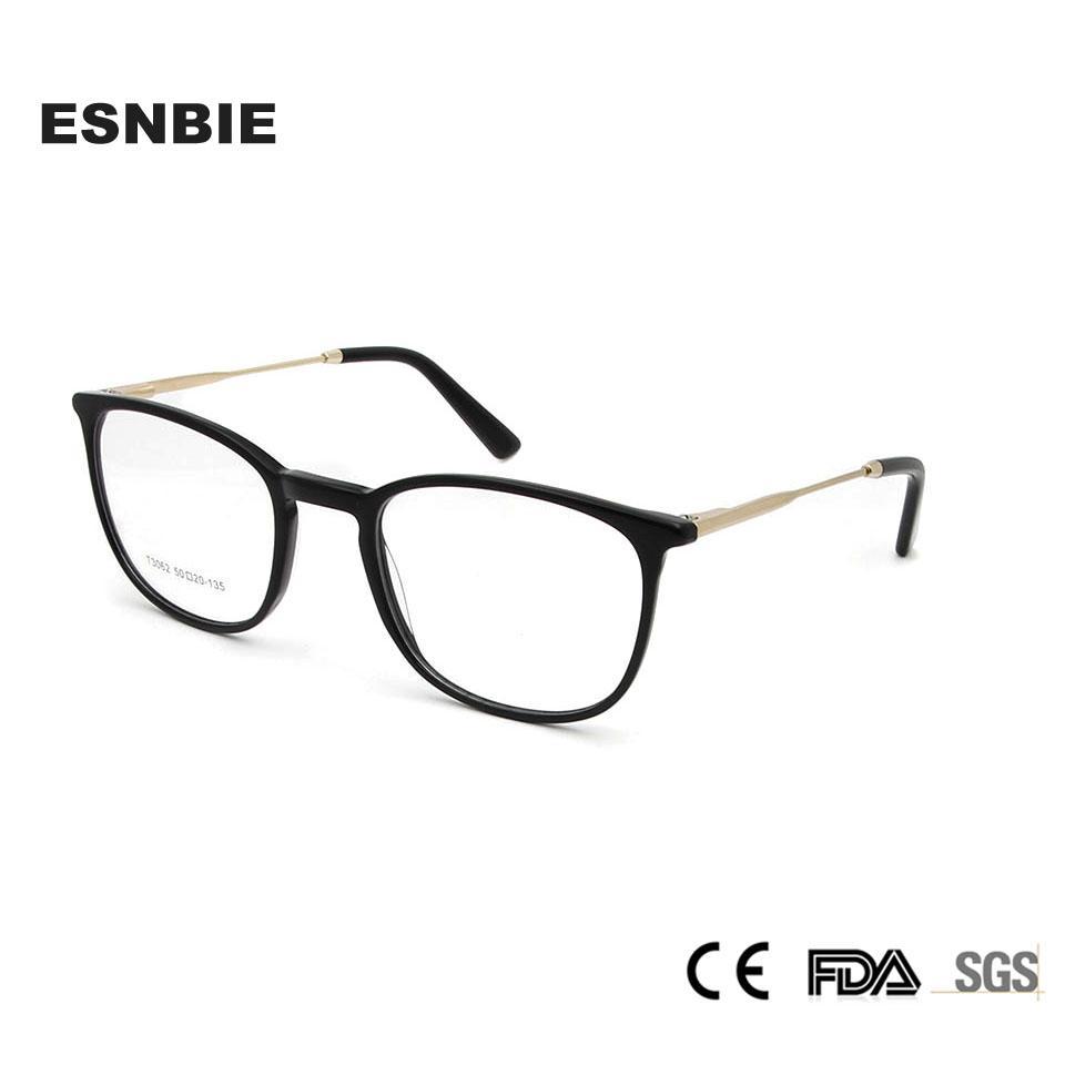 Compre ESNBIE TR90 Memória Oval Vinage Armação De Óculos Masculino Ultra  Leve Designer De Óculos Mulheres Quadros Oculos Redondo De Marquesechriss,  ... 94687a08b9