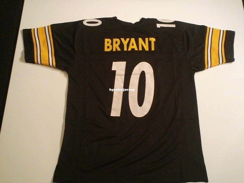 timeless design 6eded b1f7a Cheap Retro custom Sewn Stitched #10 Martavis Bryant Black MITCHELL & NESS  Jersey High-end Men s Football Jerseys College NCAA