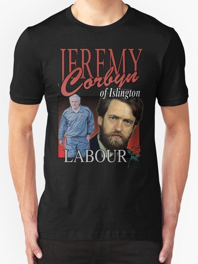 0408460ff6 JEREMY CORBYN LABOUR VINTAGE Men'S T Shirt Black T Shirts Designs Online T  Shirt Shopping From Cooltshirts50, $11.58| DHgate.Com