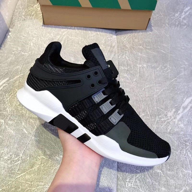 finest selection 802df c2367 2019 New EQT Support ADV Primeknit hot sale high quality running shoes for  men and women sports shoes sneakers size 36-45