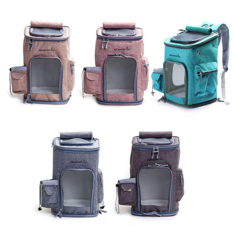 NoEnName Null High Quality Pet Dog Cat Soft Sided Backpack Breathable  Outdoor Travel Hiking Walking Carrier Bag Batman Backpack Running Backpack  From ... 75456c780d
