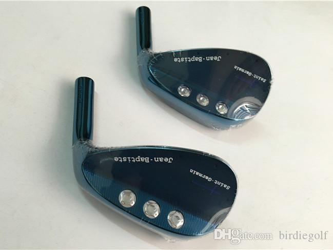 Jean Baptiste St. Germain Wedges Blue Jean Baptiste Golf Forged Wedges Golf Clubs 51/57 WEDGE Flex Steel Shaft With Head Cover