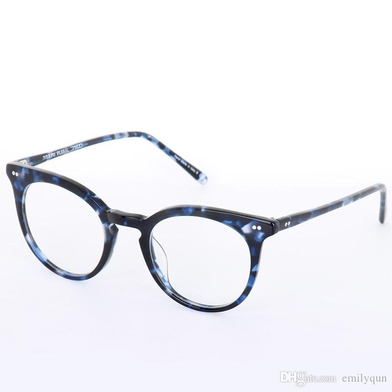 a37971755d5 Vintage Men Optical Glasses Frame Oliver Peoples Eyeglasses OV5348 ...