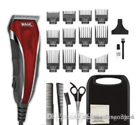 Official Wahl Clipper Multi-Purpose Haircut Facial Body Grooming Kit 79607 Compact Trimming and Personal Grooming Kit for Men