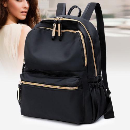 398b35ca6f5e 2019 Women Girls Mini Oxford Backpack Rucksack School Bag Travel ...