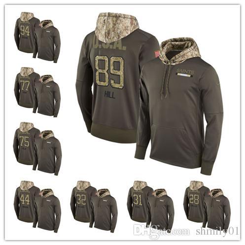 Saints 9 Drew Brees 41 Alvin Kamara 88 Dez Bryant Jersey New Orleans Mens  Saints 13 Michael Thomas Superior Football Hoodie Clothing Mens Cool  Tuxedos From ... 16b362b76
