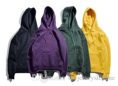Fashion Brand Sweatshirt Hot Sale Salute to Service Sideline Therma Performance Purple Green Yellow Blank Pullover Hoodie