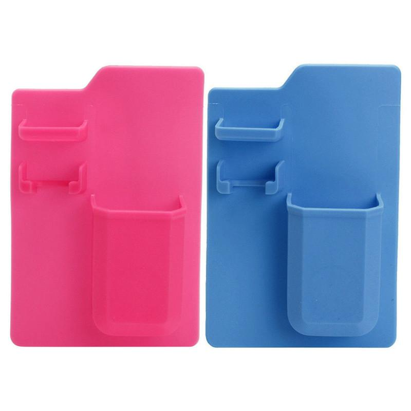 Cepillo de dientes de silicona Mighty Razor portador del espejo de baño Higiene Organizador Decoración