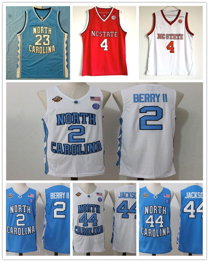 9cfefee8a 2019 NCAA North Carolina UNC Tar Heels Final Four Phoenix 2017 Championship  2 Joel Berry II 44 Justin Jackson College Basketball Jerseys JR Smith From  ...