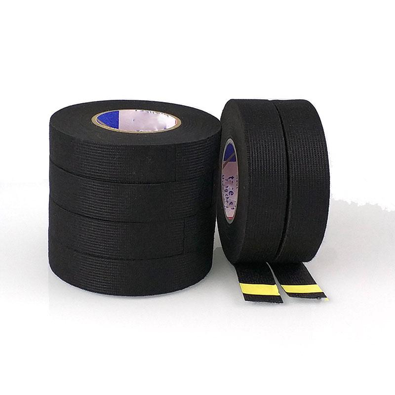 15 Meters Wires Fabric Tape High-temperature Protection Loom Harness on