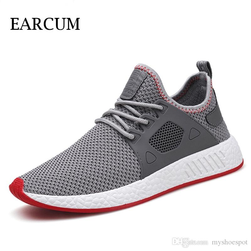 Spring Autumn Men Trainers Shoes Breathable Jogging Zapatos Hombre Tenis Masculino Male Sneakers Casual Footwear Sport Running Men's Shoes
