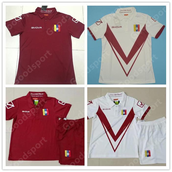 6365a0305 Compre 2019 2020 Copa America Venezuela Home Camisolas De Futebol Rondon  Martinez Rincon 19 20 Venezuela Seleção Nacional De Futebol Camisas De  Futebol ...