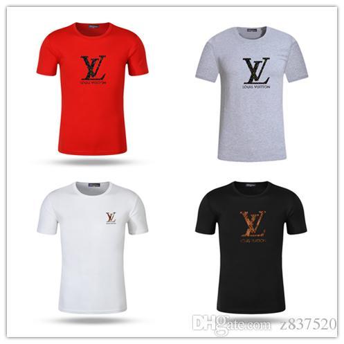 best selling 2019 Brand new Hip Hop winter men's t-shirt Short Sleeve Polo  shirt shirt men teel hip 3g Designer mens g t shirts cookies sf