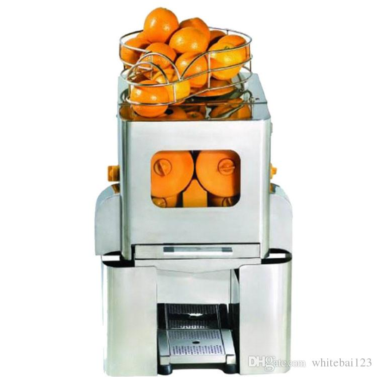 Ce Automatic Orange Juicer Machine Commercial Orange Juice Extractor