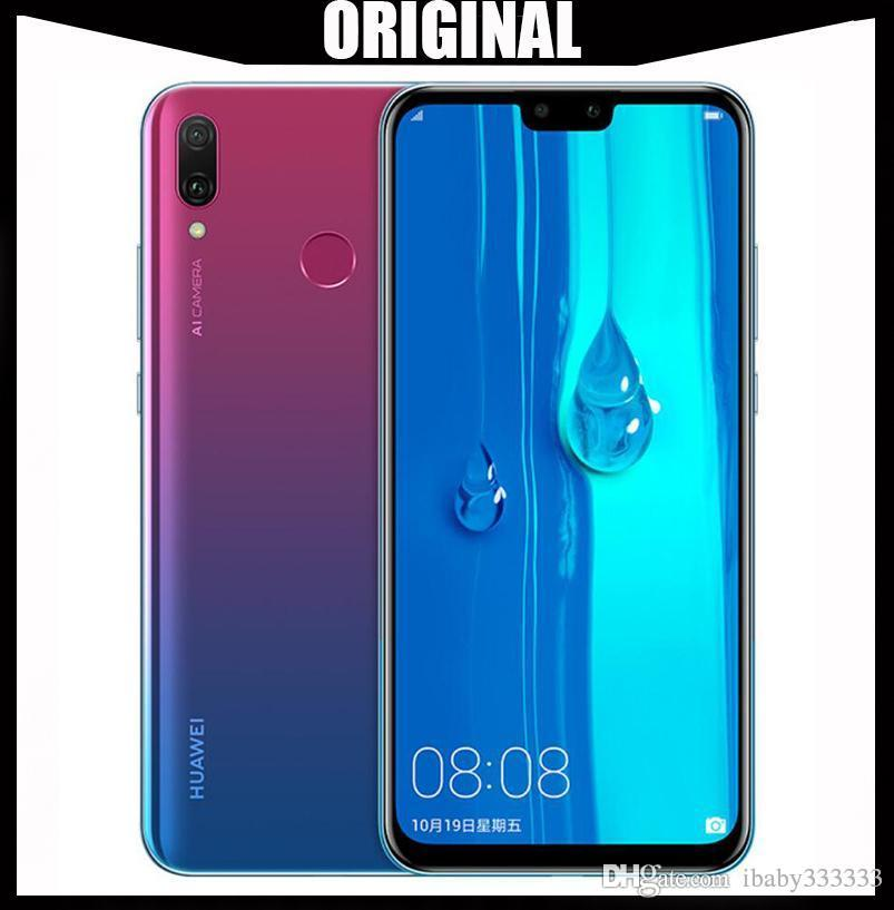 Huawei Y9 2019 Enjoy 9 plus Smartphone 6 5 Full Screen 2340x1080 Hisilicon  Kirin 710 Octa Core Android 8 1 4000mAh 4*Camera