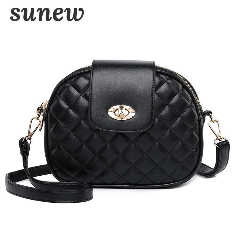 156efcea3d3 2019 Fashion Shoulder Bag 3 Folds Crossbody Bags For Women 2018 Luxury  Designer Leather Bag Small Schoudertas Dames Messenger Bag Bolsas Hobo  Handbags ...