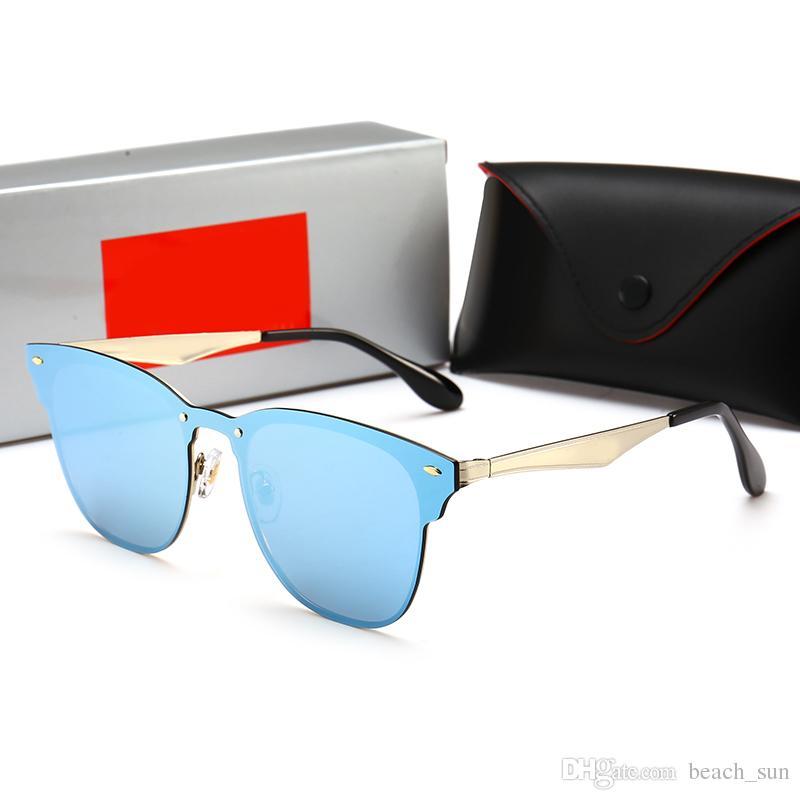 7802214ea3 Compre RayBan RB3576 Gafas De Sol Para Hombre HD Aluminio Magnesio Hombres  Marca Deportes Conducción Pesca Gafas De Sol Polarizadas Gafas Gafas  Accesorios ...