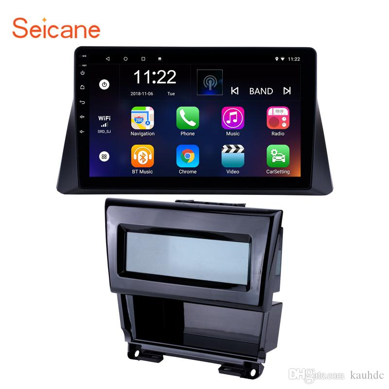 10 1 Inch Android 8 1 Gps Navi Car Stereo For 2008 2009