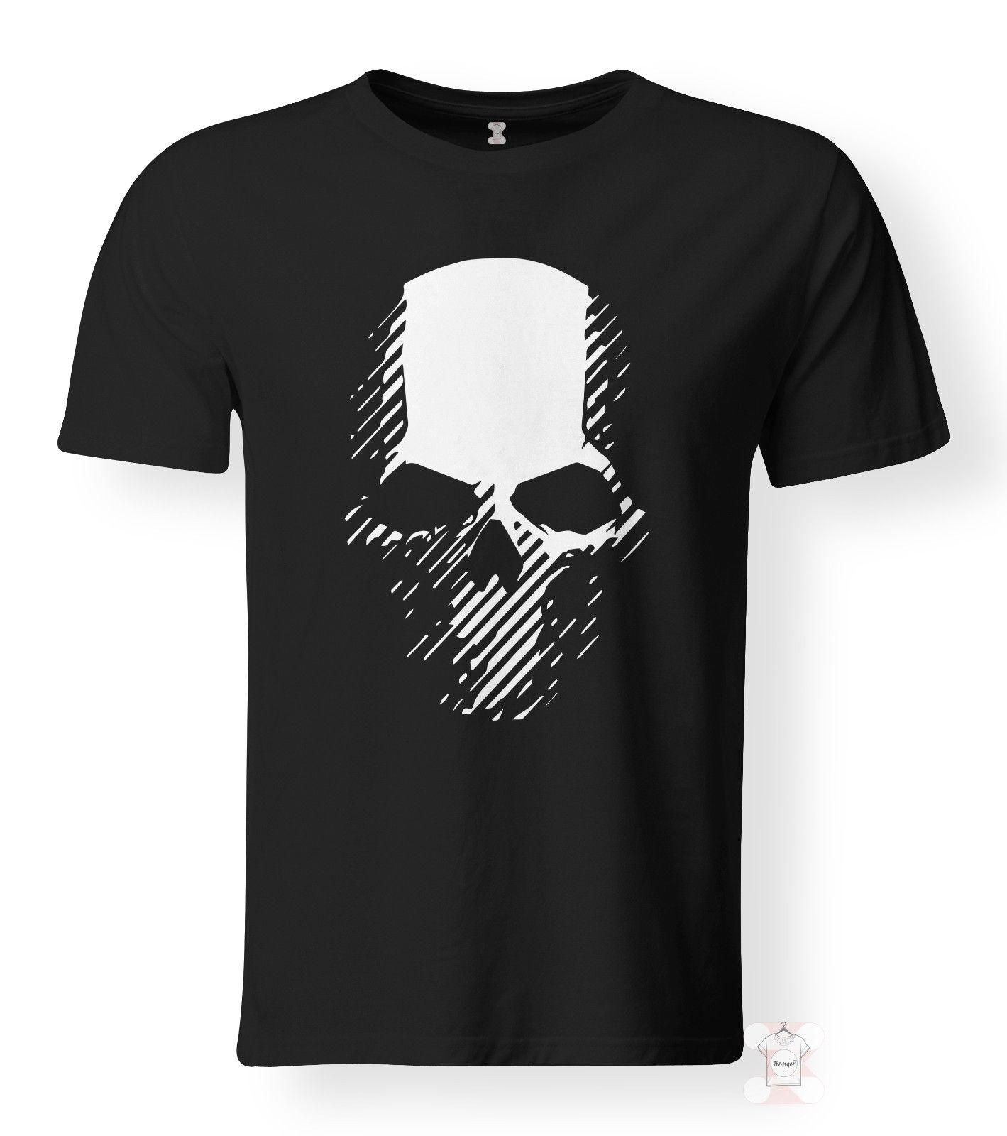 Tom Clancys Ghost Recon Wildlands T-Shirt 2017 PC XBOX PS4 Video Game Top tStyle Round Style tshirt