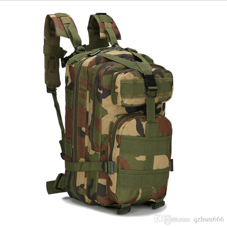 35L New Increase 3P Attack Tactical Backpack Army Fan Outdoor Function Backpack  Waterproof CS Camouflage Mountaineering Bag Womens Backpacks Pink Backpacks  ... 8c83add9b6c91