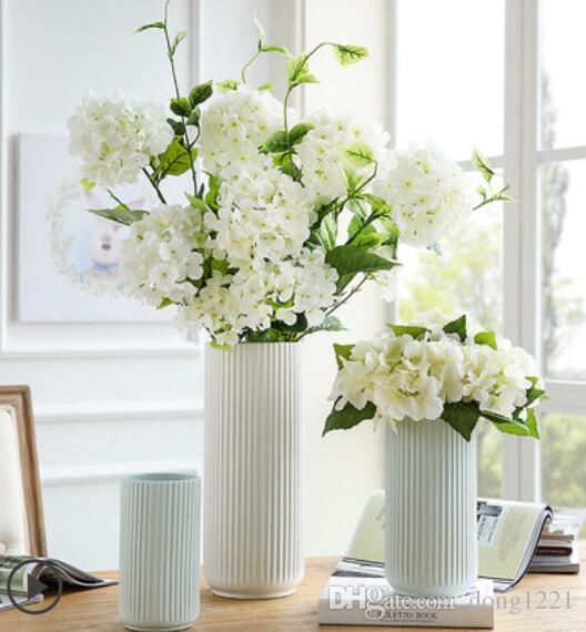 2019 European Pastoral Ceramic Vase Floral Living Room Home Decoration Ornaments Floor Vase Flower Arranger From Dong1221 $30.15 | DHgate.Com & 2019 European Pastoral Ceramic Vase Floral Living Room Home ...