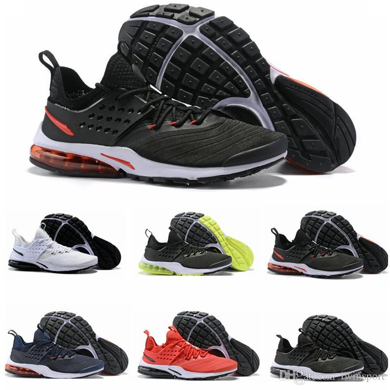 b52bd794a0 Compre Nike Air Max NUEVOS Zapatos Para Hombre Presto Para Hombre, Mujer  Ultra BR QS, Amarillo Rosado Prestos Negro, Blanco, Oreo, Zapatillas  Deportivas, ...