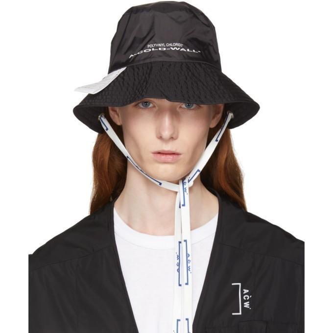 d0b05e31571 2019 18FW ACW A Cold Wall Ribbon Fishermen Bucket Hat Luxury Street Outdoor  Travel Bucket Hat Cap Fashion Casual Hat HFTTMZ013 From Princesswardrobe