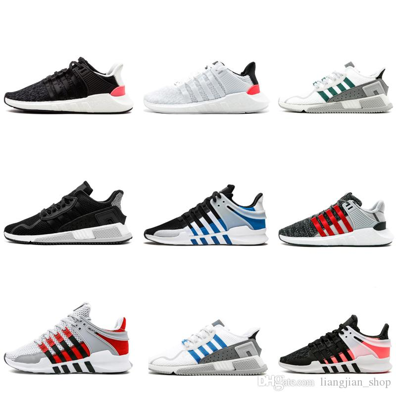 Adidas EQT SUPPORT ADV SUMMER 2019 Nuevo EQT Bask Support Basketball Mid Running Shoes para hombre y para mujer Calzado casual transpirable Hight