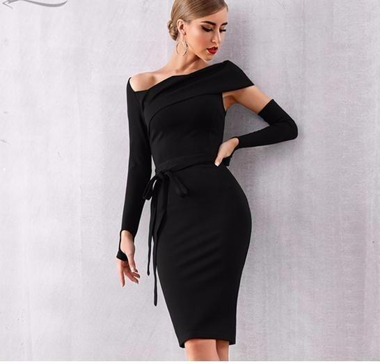 2019 sommer dress frauen vestidos verano 2019 neue sexy aushöhlen schwarz bodycon club dress abend party dress
