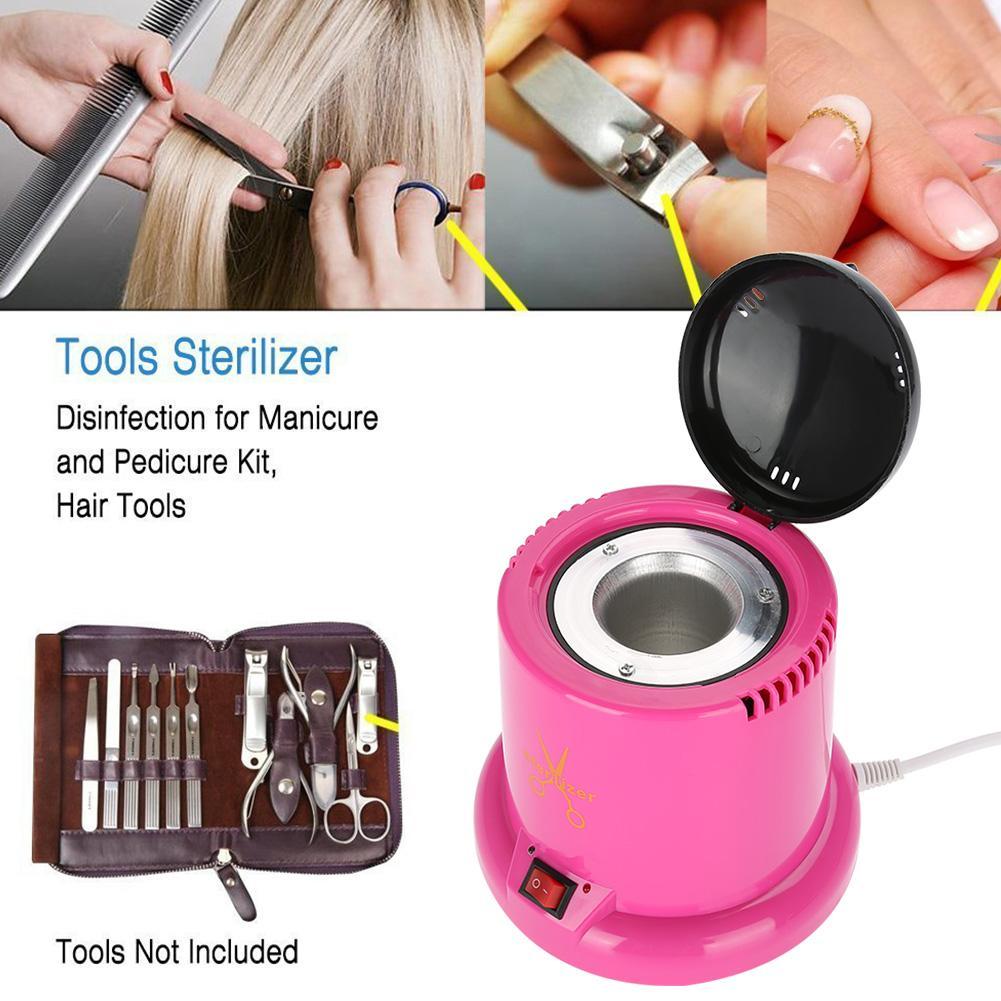 Scissor Tweezers Tattoo Disinfecting Machine Manicure Metal Tools ...