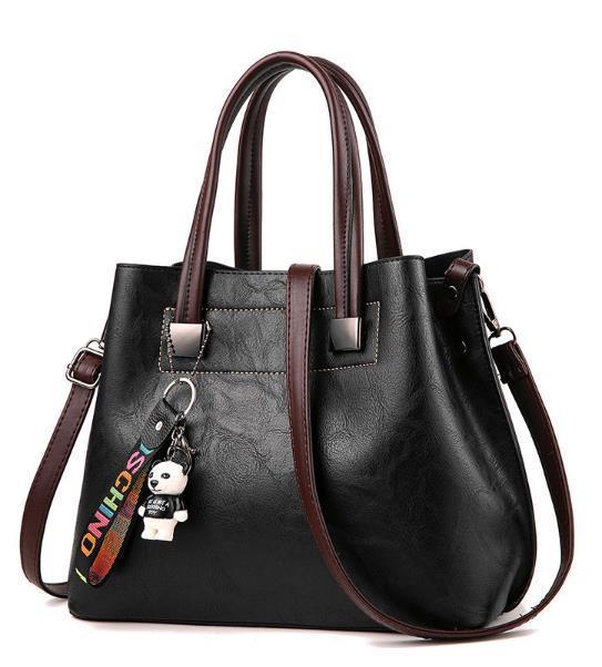 fec3947a74b0 Women s Handbag Large Luxury Designer Genuine Leather Shoulder Bags ...