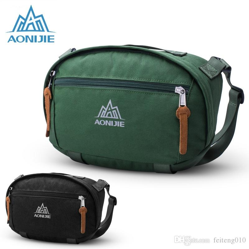 4993ae2a75ef AONIJIE H921 Sling Bag Ultra-light Chest Cross-body Shoulder Bag Day-pack  For Travelling Hiking Camping Office Outdoor Sports #754872