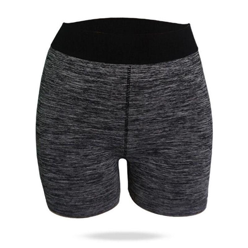 Women YOGA Fitness Sports Training Shorts Female Summer Stretch ... 89aa6430057