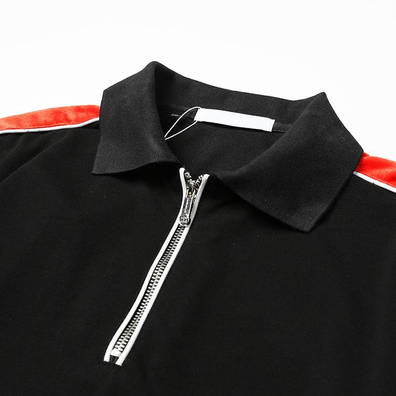 7e94fe21d9b Brand Designer Summer Mens Polo Tops Embroidery Men Polo Shirts ...