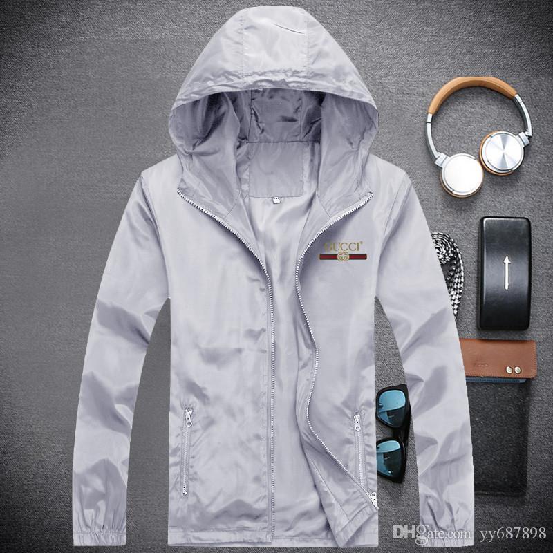 free shipping 20124 4ff5a Louis Vuitton GUCCI Giacca da uomo in pelle casual a manica lunga con  maniche lunghe da uomo, 2019