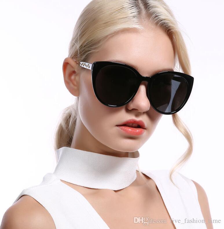 9a5351f99 2019 Vintage Classic Polarized Sunglasses Women Brand Designer ...