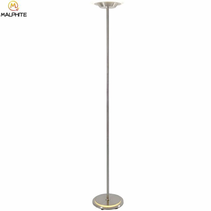 Acquista Lampade Da Terra Moderne A LED Soggiorno Apparecchi Di ...