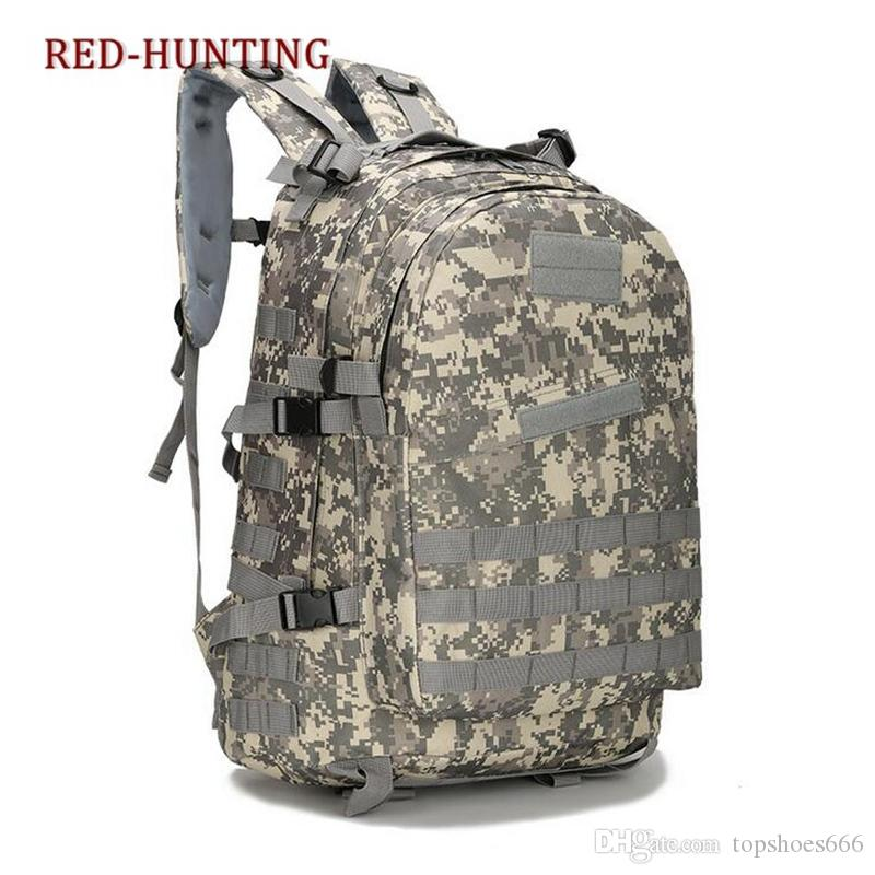 93bcb1ff65 40L Waterproof Sport Backpack Bag Outdoor Military Tactical Pack for ...