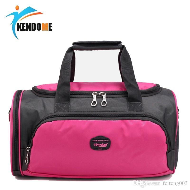 High Quality Black And White Sports Bag Travel Messenger Bag Large Capacity Fitness Bag Shoulder Bag Independent Shoes Elegant In Smell Bridal & Wedding Party Jewelry