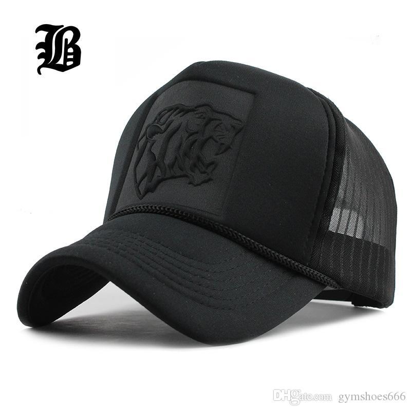2019 FLB 2017 Hip Hop Black Leopard Print Curved Baseball Caps Summer Mesh  Snapback Hats For Women Men Casquette Trucker Cap  46978 From Gymshoes666 772f0ffbdc5