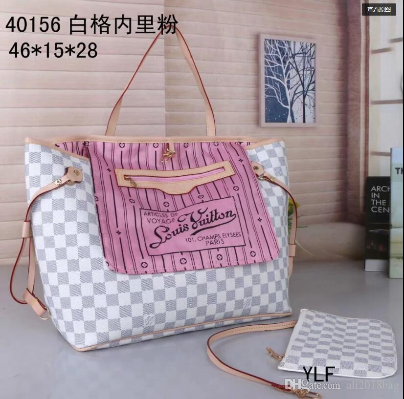 Fashion Casual Woman's Shoulder Bag Pu leather handbag free shipping Women's bags wholesale and retail