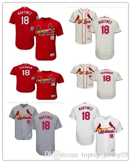 pretty nice 0ac39 e84b0 2018 St. Louis Cardinals Jerseys #18 Carlos Martinez Jerseys  men#WOMEN#YOUTH#Men s Baseball Jersey Majestic Stitched Professional  sportswear