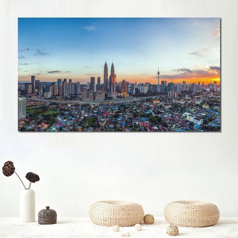 Canvas Modern Art Malaysia
