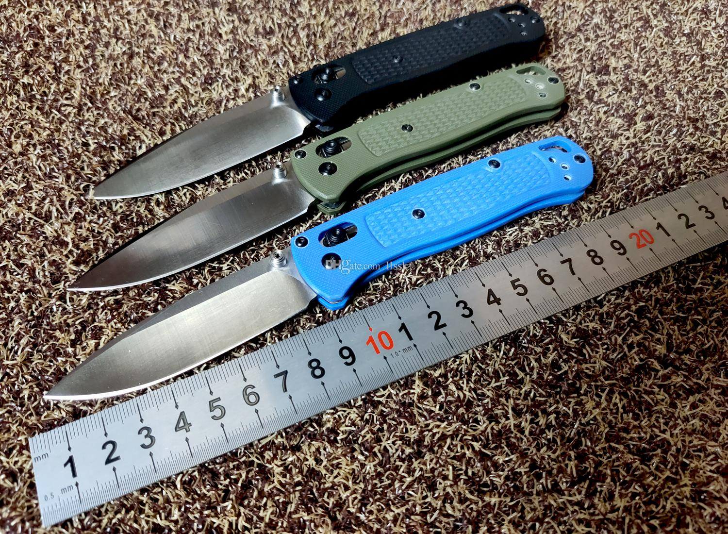 2019 latest inheritance system 535 Bugout AXIS folding knife 3.24