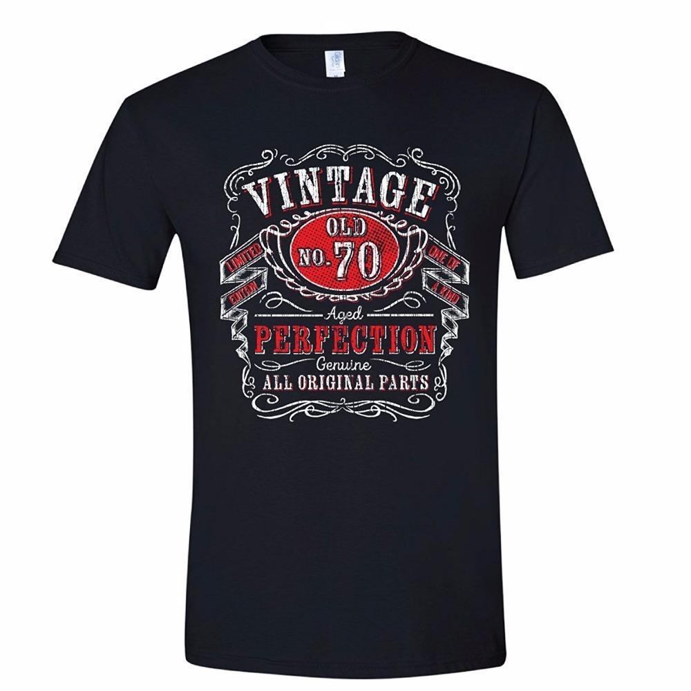70Th Birthday Shirts For Him Seventieth Gifts T Tee Shirt From Jie037 1467