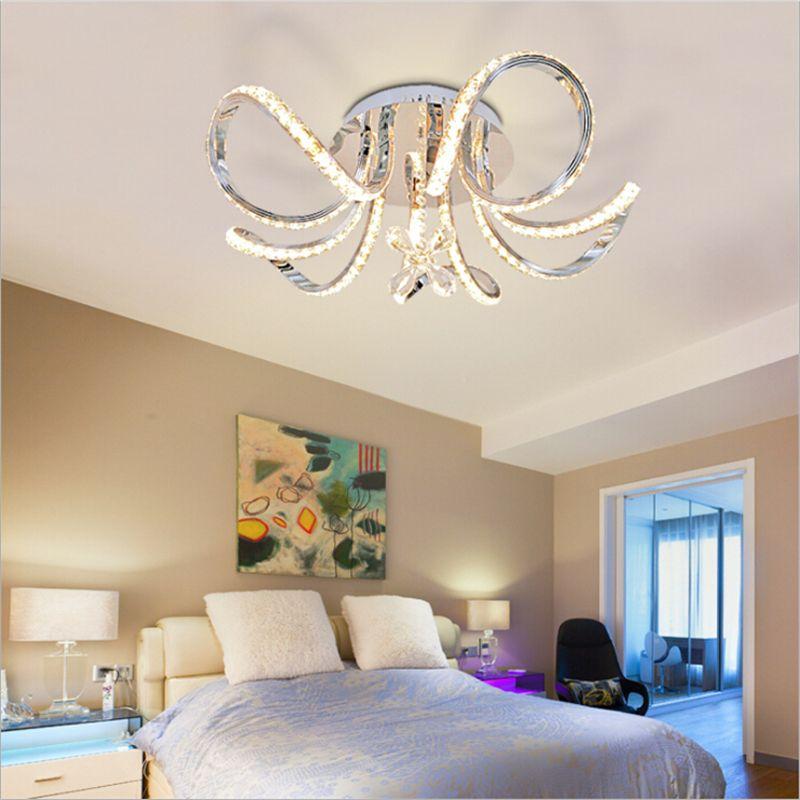 Leaf Acrylic Led Ceiling Lights Modern Lamp Living Room Bedroom Plafon Home Led Ceiling Lighting Luminaria Eclairage Plafonnier Ceiling Lights