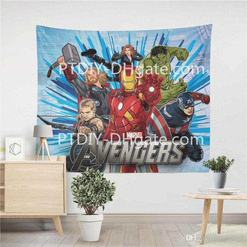 2019 Fashion Living Room Bedroom Dorm Home Decor Paintings Avengers